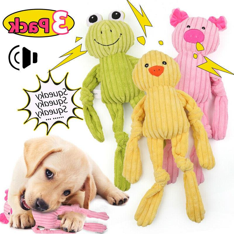 3 packs for dog toy play funny