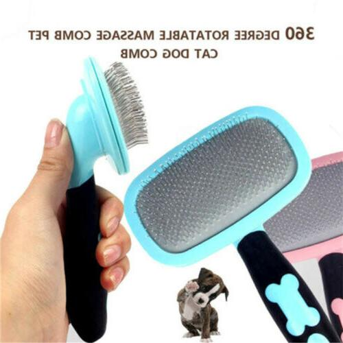 360 rotating grooming trimmer comb tool massage