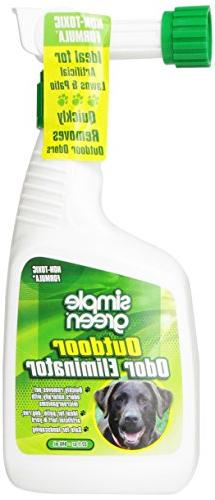 SIMPLE GREEN 432107 Odor Elim Pets, 32-Ounce