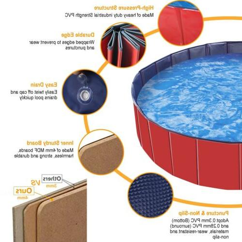 "48"" Bath Dog Pool Pet For"