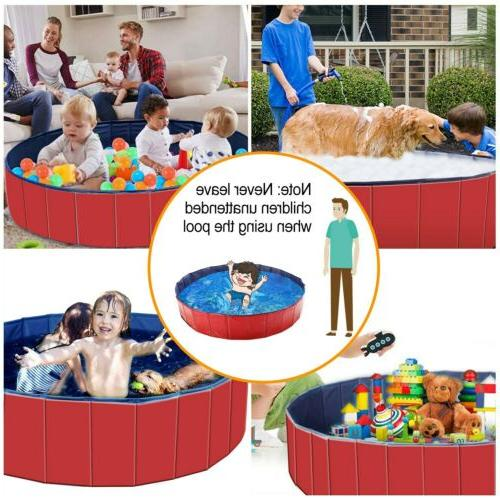 """48"""" Bath Collapsible Pool For"""