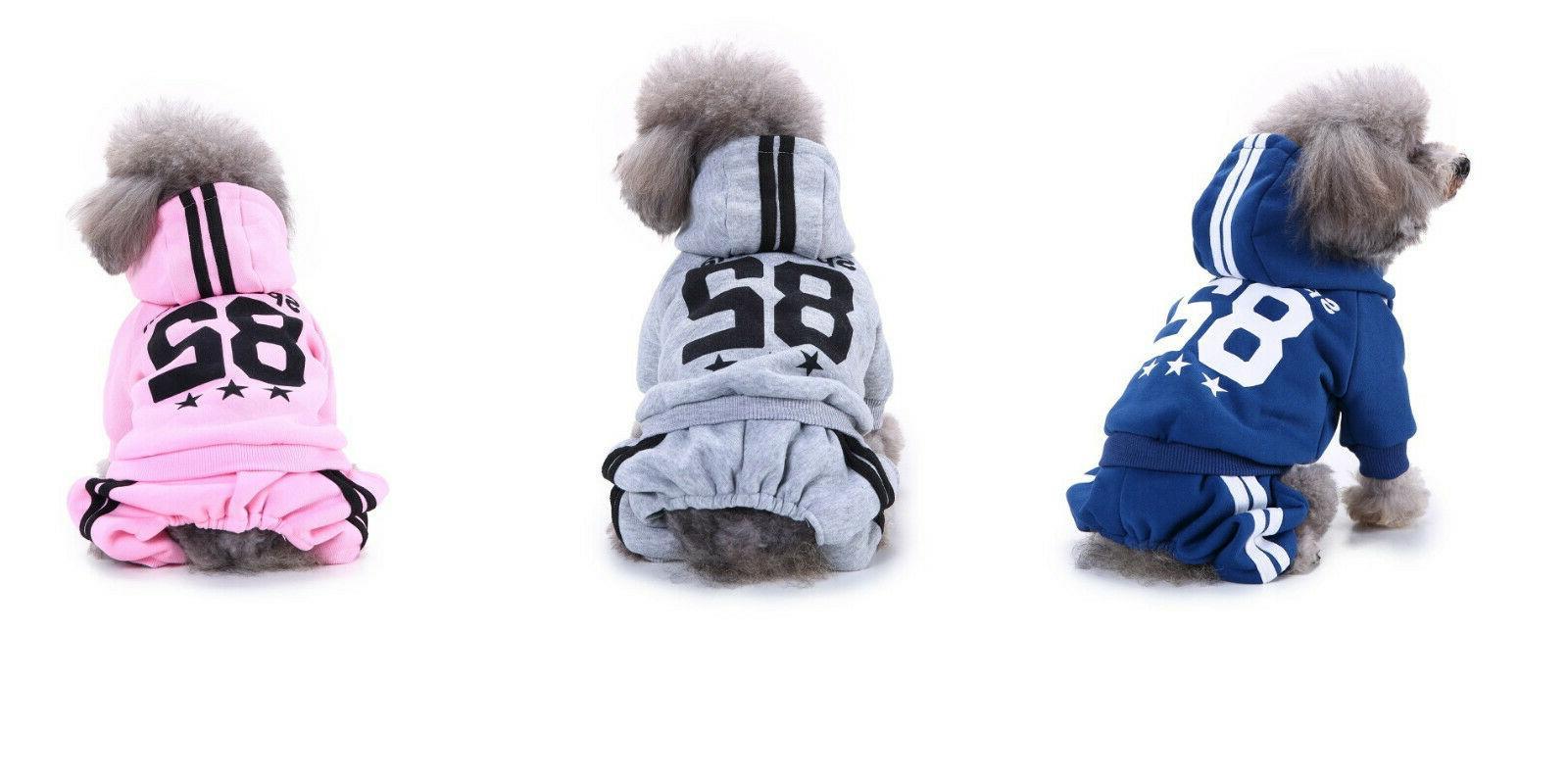 4 leg pet dog clothes cat puppy