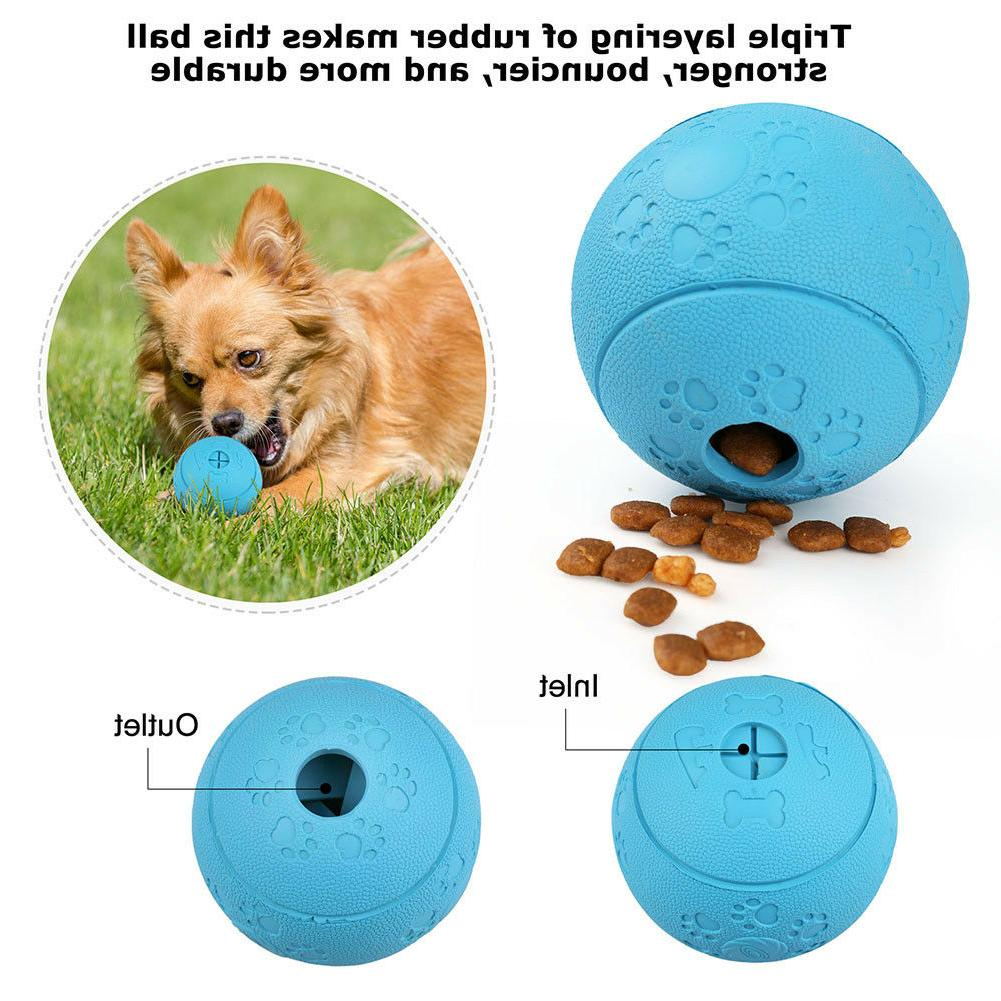 4pcs Dog Tumbler IQ Treat Toys
