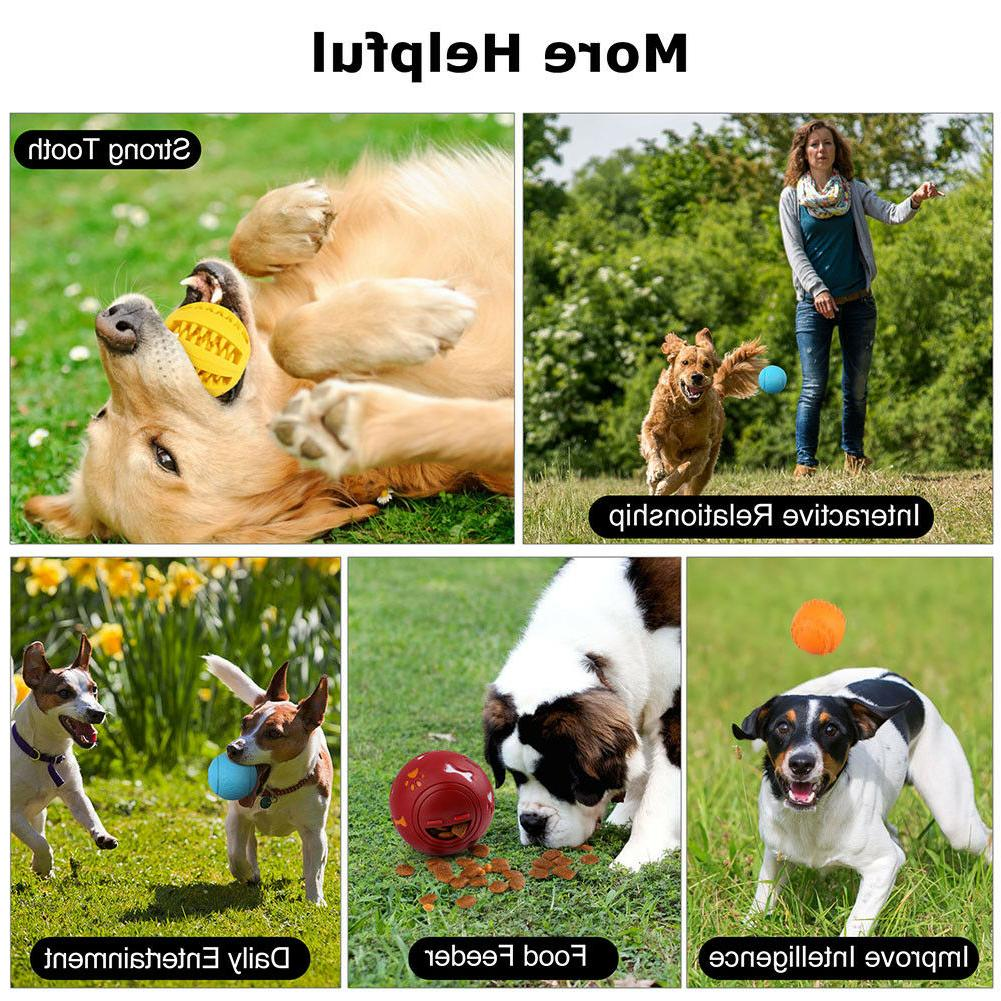 4pcs Pet Dog Tumbler IQ Puzzle Toys