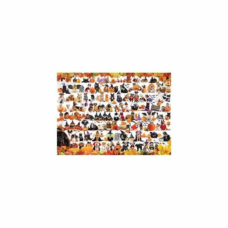 EuroGraphics 5416 Pets Puzzle 1000