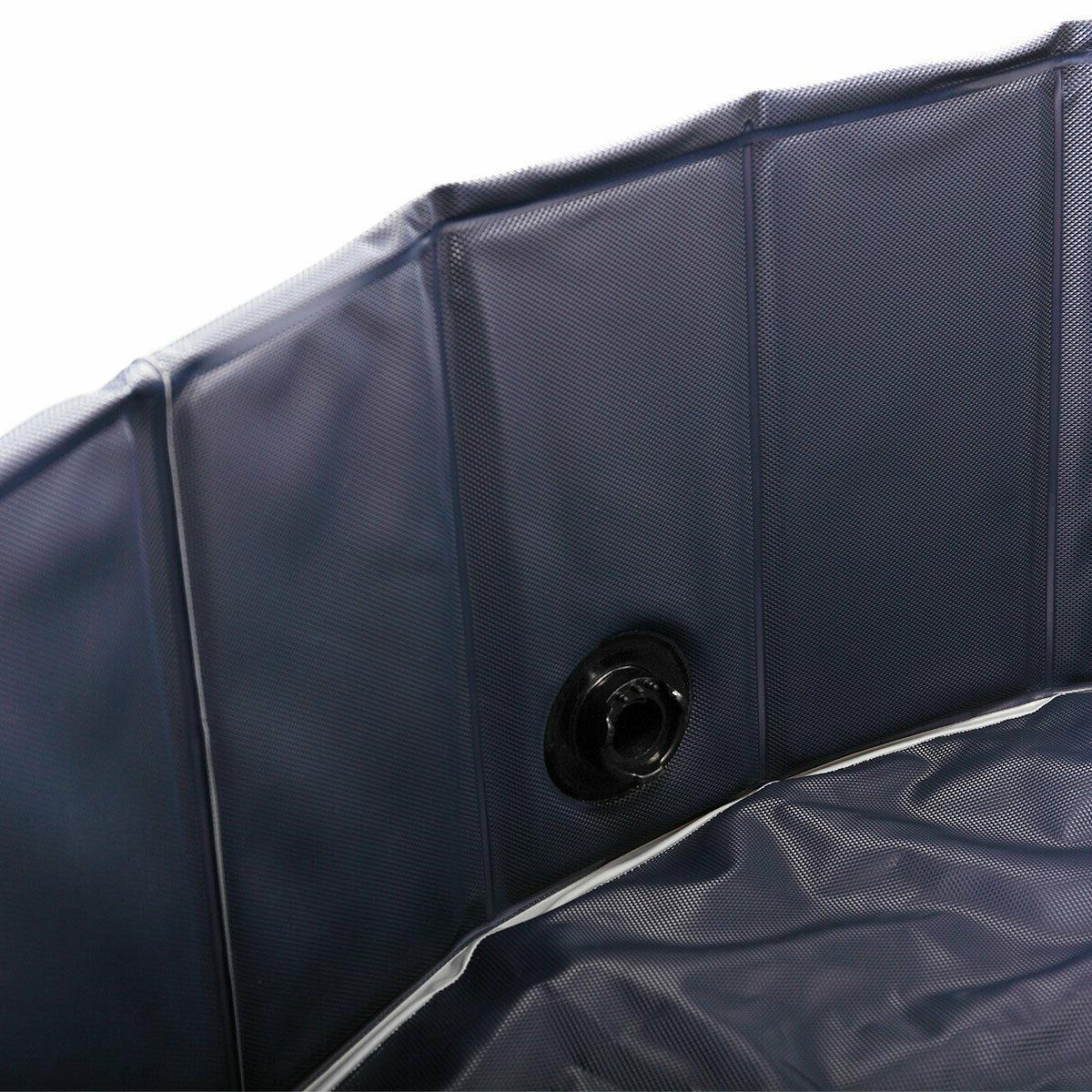"""63"""" Pet Pool PVC Swimming Pool Tub"""