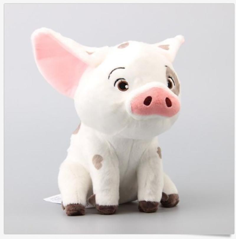"""8"""" Moana Pet Pua Stuffed Toy Doll Movie Best Gift"""