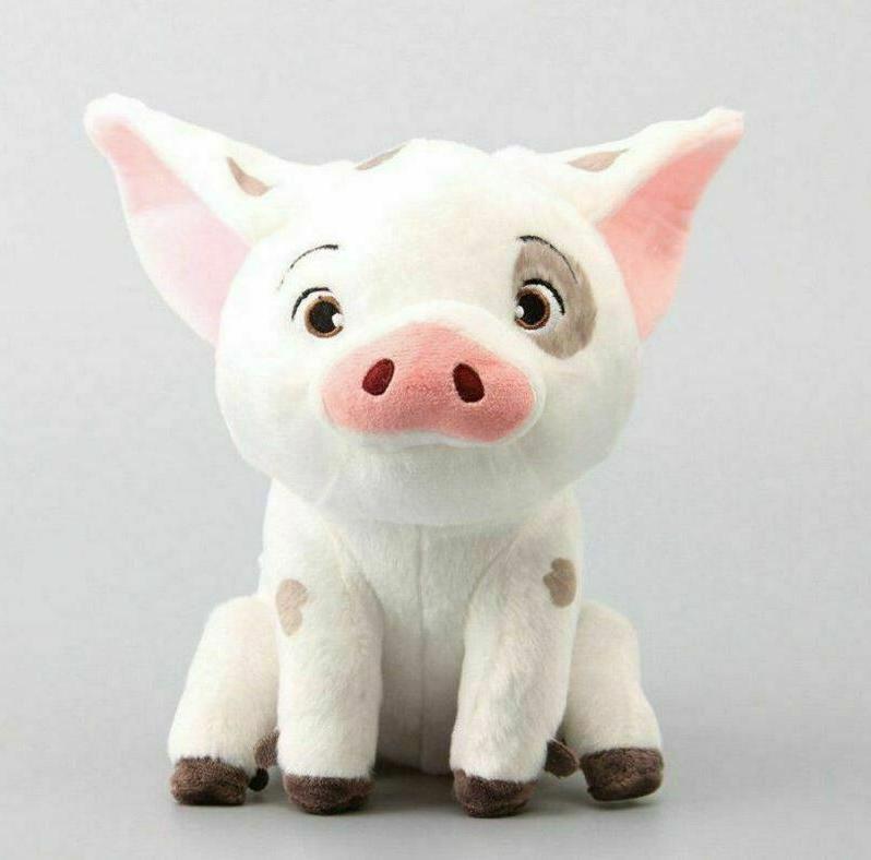 "8"" Pet Pua Plush Toy Doll Movie Best"