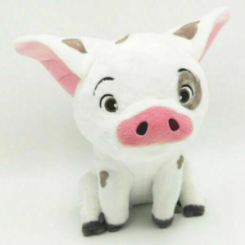 "8"" Moana Pua Stuffed Toy Doll Best"