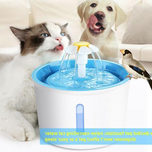 87Oz Pet Fountain Dog