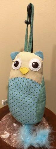 activity play pets owl cat toy door