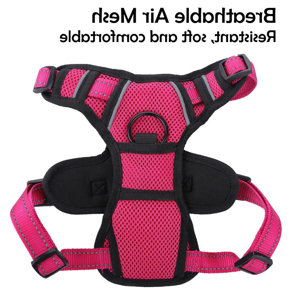 Dog No-Pull Harness Reflective Easy