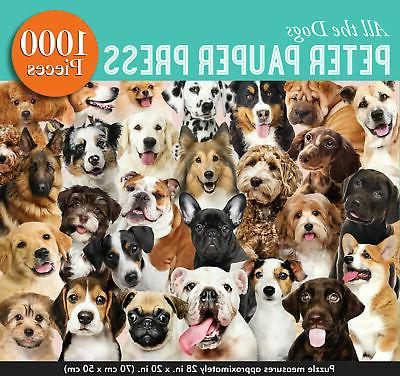 All Dogs Puzzle,