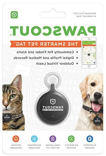 bluetooth smarter pet tracker finder
