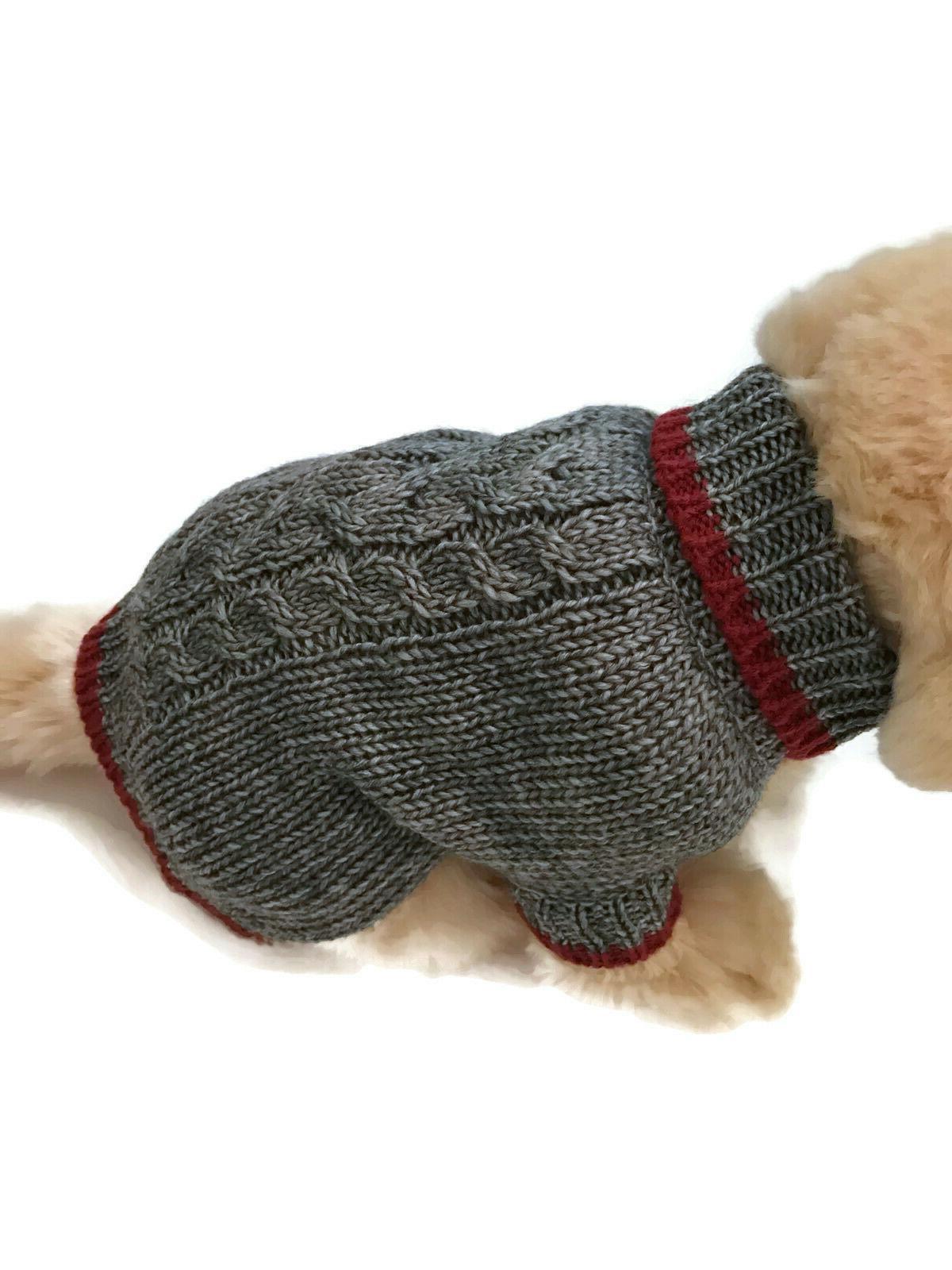 Le Small Dog Sweater