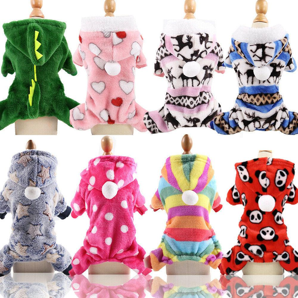 coat for dogs cats clothes puppy warm