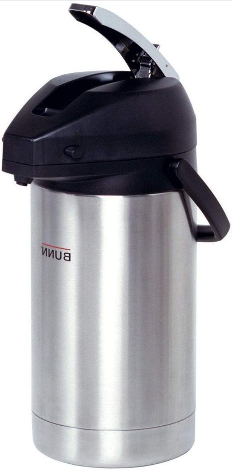 coffee thermos for men 3 liter airpot