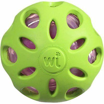 crackle heads ball dog