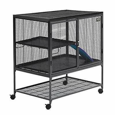 deluxe critter nation single unit small animal