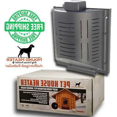 deluxe plus dog house furnace official pet