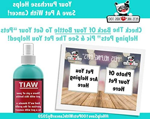 Premium Pet Dental : Best Way To Eliminate & Cat Naturally & Gum Disease Brushing! In Mouth or Water!