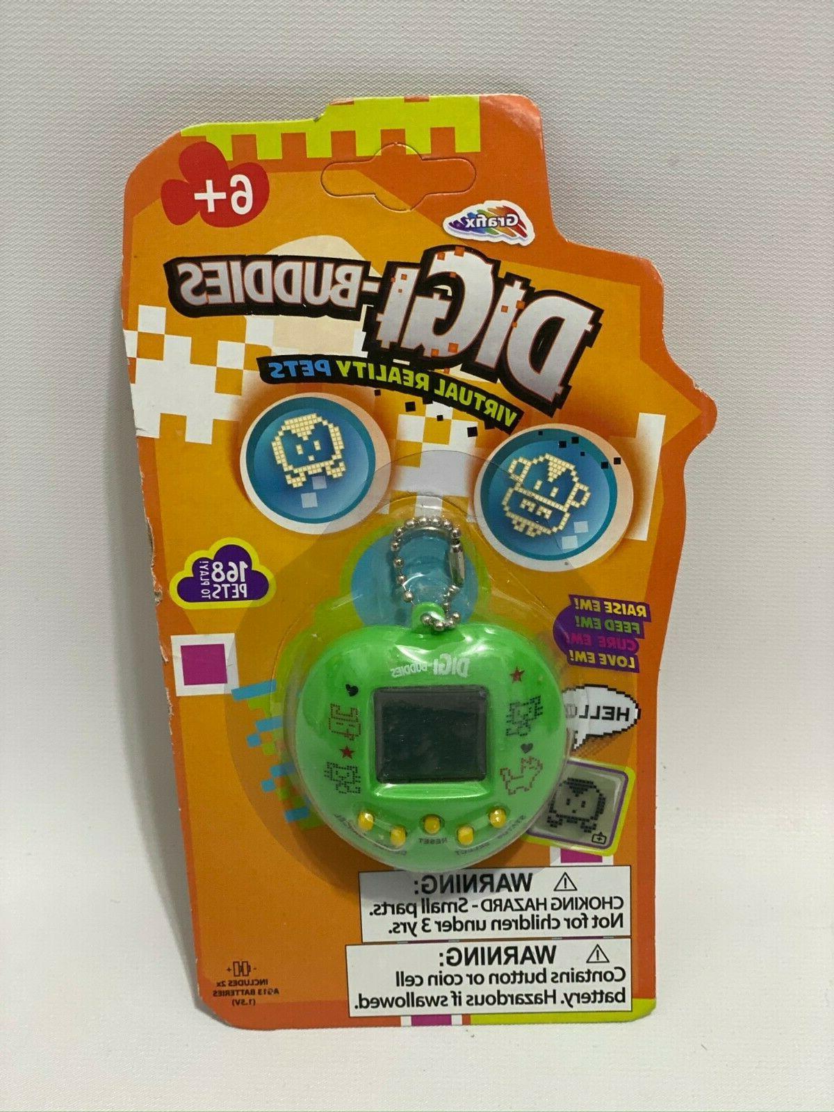 digi buddies virtual reality pets electronic toy