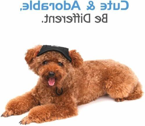 Pawaboo Dog Outdoor Sun Protection Pet Visor
