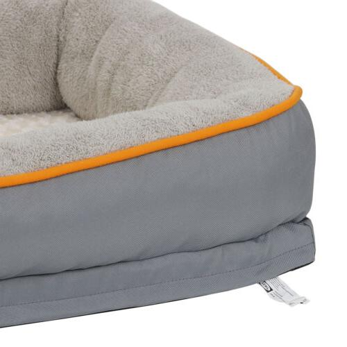 Dog Bed Memory Pet Toy