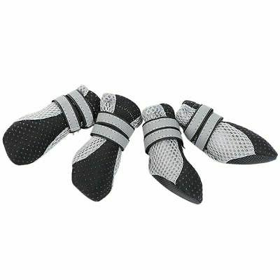 Dog Boots Paw Protector Dog Shoes Adjustable