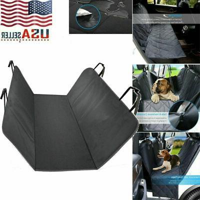 Dog Car 100% Waterproof Pet Hammock Seat Mat