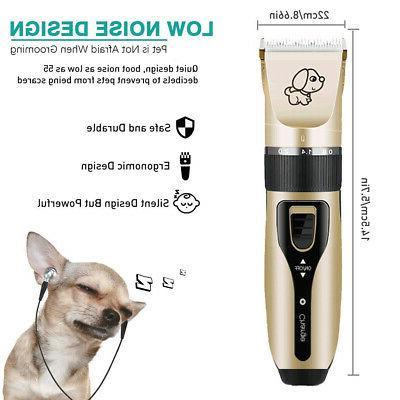 Dog Kit Electric Hair