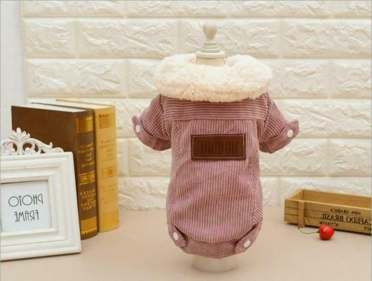 Dog Coat Pet Supplies Clothes Clothing Puppy Costume