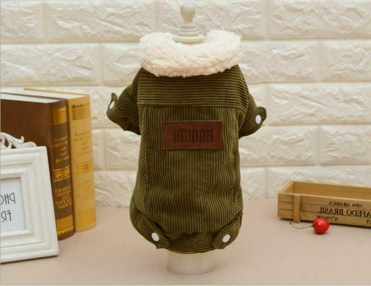 Dog Coat Supplies Clothes Apparel Clothing Costume