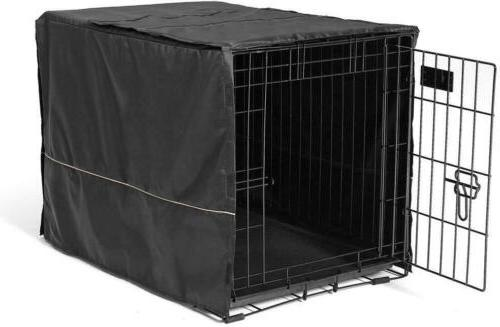 MidWest Homes Dog Crate Black