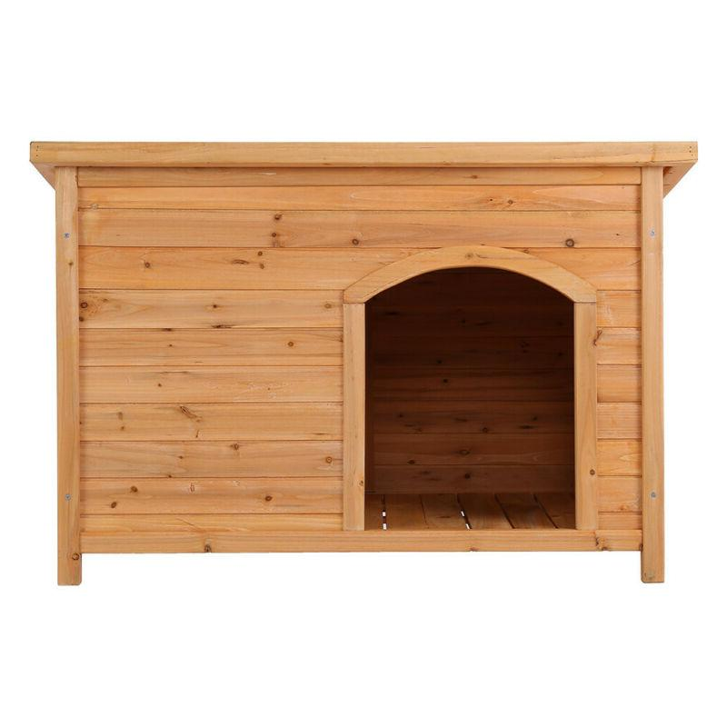 Dog House Outdoor Small to Large Wooden Houses Pet Gift