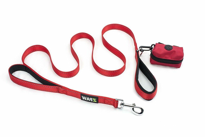 Dog Leash Large Pets with Neoprene Padded