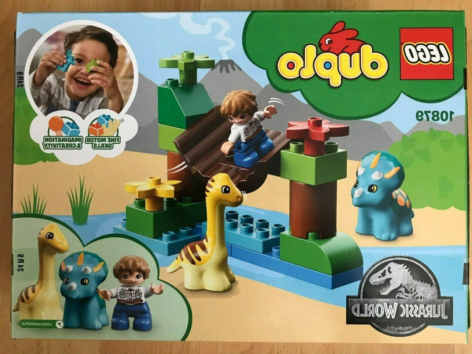 LEGO 10879 Giants Petting Zoo NISB Age 2-5