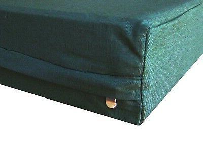 durable canvas fabric duvet pet dog bed