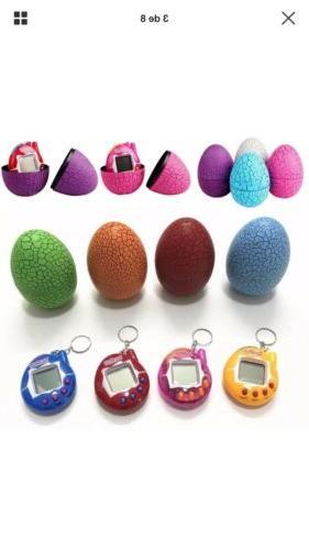 electronic pets toys dinosaur egg easter birthday