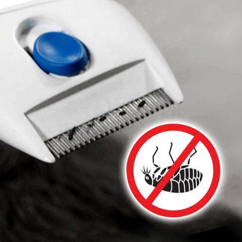 Flea Doctor Dog Comb Head Lice Remover Control NS