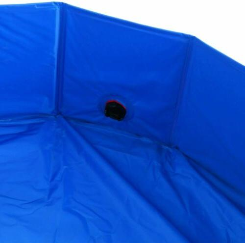 Foldable Pet Pool Pet Swimming for Dog