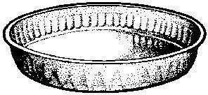 galvanized pan 3 quarts