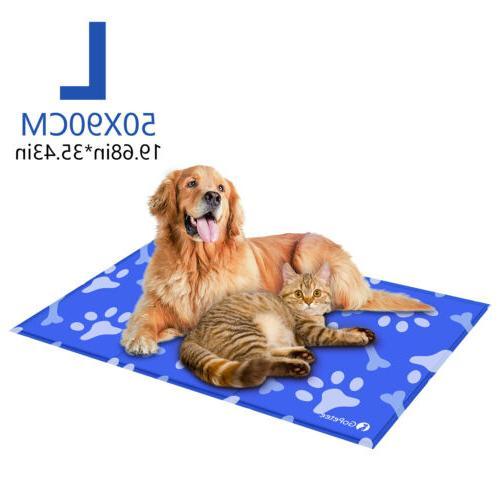 gel cooling mat for dog cat pet