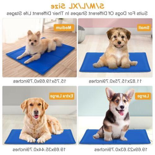 Gel Cooling Cooling Dog Pet Summer Bed