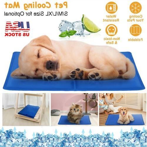gel cooling mat self cooling cushion pad