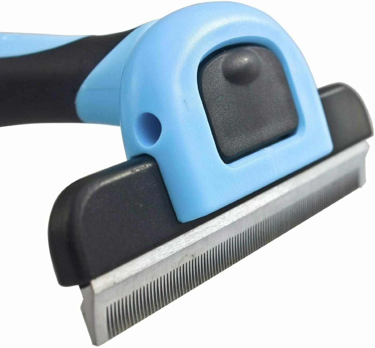 Grooming For Dog Cat Rake Comb Remover Reduce