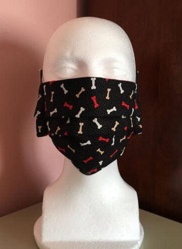 hand made cloth face mask washable