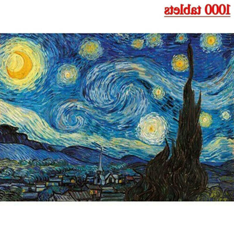 1000 Pieces Jigsaw For