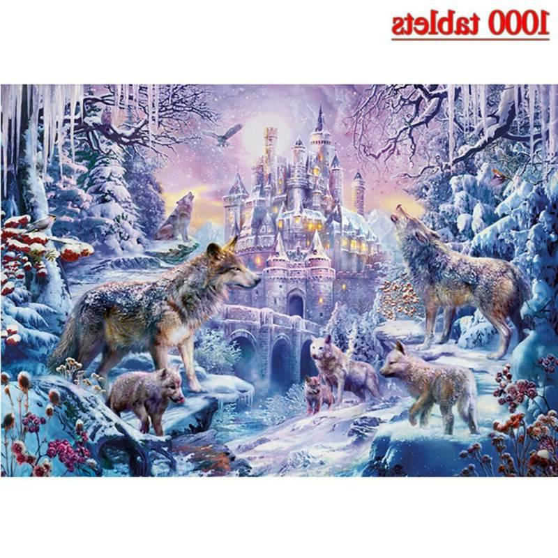 1000 Puzzles For Children Learning Education Toys