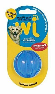 JW Pet Playplace Squeaky Ball - Small